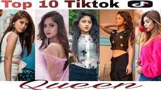 Top 10 Tiktok Queen 2020 ||who is the number one||Arisfa Khan vs Jannat zubair vs Avneet Kaur||