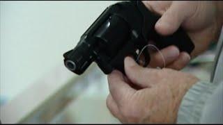 Supreme Court hears gun control case