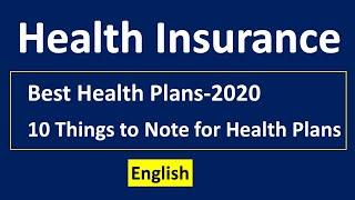 Health Insurance Explained | Best Health Insurance Policy in India