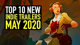 Top 10 Indie Game Trailers To Watch In May 2020 - Part 2