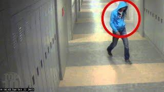 10 Scariest Things Caught On Surveillance Footage