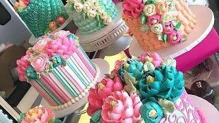 top 10 best easy way to design your cake for party and birthday Decorating Tutorials