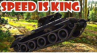 Top 10 Fastest Tanks In World of Tanks    World of Tanks Console PS4 XBOX Mercenaries