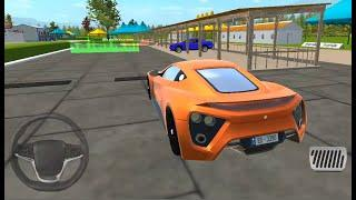 Parking Masters: Supercar Driver Ep8 Super car parking driving Android Gameplay