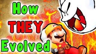 Super Mario - Evolution Of The BIG BOO (1990 - 2020)