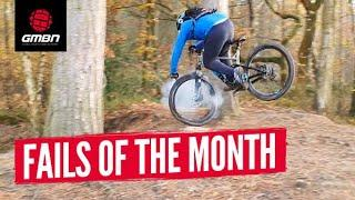 The Best Mountain Bike Fails Of The Month! | GMBN's January Fails & Bails 2021