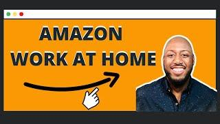 Top 3 Amazon Work From Home Jobs [ Earn Up To $1920.73 ]
