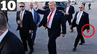 10 Secret Service Tactics that are Insane