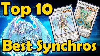 Top 10 Best Synchro Monsters of All Time in YuGiOh