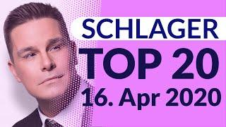 SCHLAGER CHARTS 2020 - Die TOP 20 vom 16. April