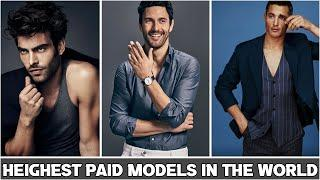 Top 10 Highest Paid Male Models in the World