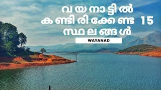 Top 15  Place To Visit in Wayanad | Best Wayanad Tourist Place 2020