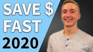 Top 10 Best Ways to Save Money FAST (Money Saving Tips 2020)