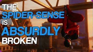 Wiki Weekends | The Spider-Sense Is Absurdly Broken