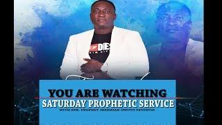 SATURDAY PROPHETIC SERVICE FROM MERCY CITY MOUNTAIN TOP LIVE (8TH FEB. 2020)