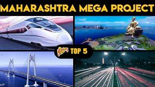 Top Maharashtra Mega Projects | Pune ring road | Mumbai metro project | Top India mega projects 2020