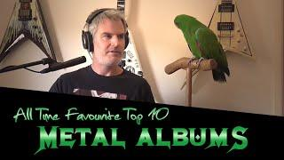All Time Favourite Metal Albums Top 10