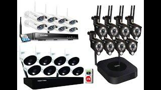 Best Wireless Security Camera System | Top 10 Wireless Security Camera System For 2021 |