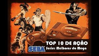 Top 10 Jogos de Ação do Sega Mega Drive ( Top 10 Action Games Sega Genesis )