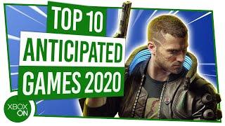 Top 10 Most Anticipated Games for Xbox of 2020