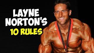 Layne Norton's Top 10 Health Tips