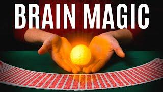 10 Levels of Deception: The Neuroscience of Magic