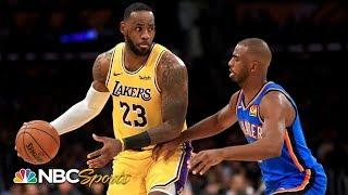 NBA Power Rankings: LeBron James, Lakers back on top | NBC Sports
