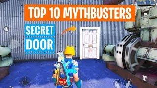 Top 10 Mythbusters in PUBG MOBILE   PUBG myths Part - 5