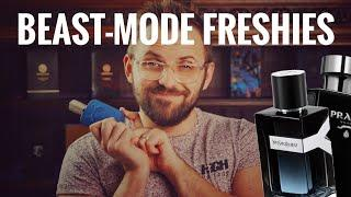 TOP 5 STRONGEST FRESH FRAGRANCES | BEAST MODE FRESHIES FOR THE COLD WEATHER