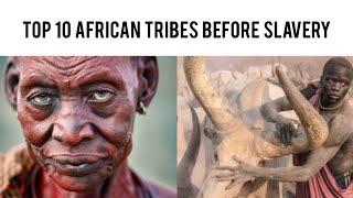 Top 10 African Tribes Functioning Way Before Slavery + Photos of Indigenous Egyptians
