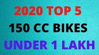 Top 5 Best 150cc To 160cc Bikes In India 2020 || Under 1 Lakhs || Best 150 CC bike In India|| Hindi