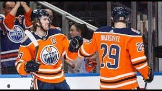"""The Cult of Hockey's """"Oilers have franchise's best ever power play this year"""" podcast"""