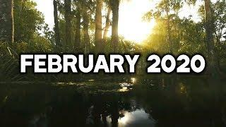 Top 10 NEW Upcoming Games of February 2020 | PC,PS4,XBOX ONE,SWITCH (4K 60FPS)