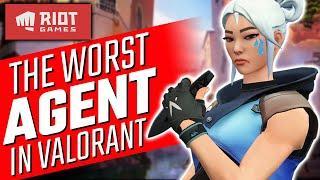 The WORST Agent In Valorant