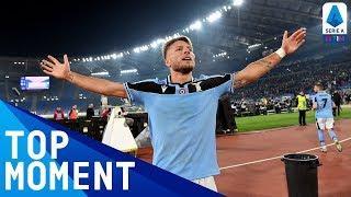 Immobile Scored His 20th League Goal of the Season! | Lazio 1-0 Napoli | Top Moment | Serie A TIM