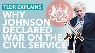 The UK Government vs Civil Service: Conflict and Mark Sedwill's Resignation Explained - TLDR News