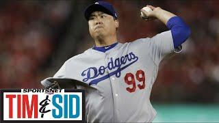 Does Blue Jays' Interest In Hyun-Jin Ryu Fit With Rebuild Timeline? | Tim and Sid