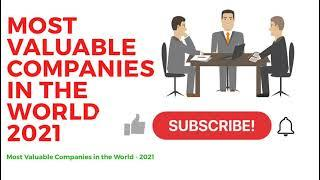 Top 10 company in tha world | top valuable company income