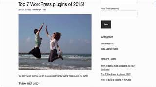 Best 7 WordPress Plugins 2020 | Top Free WordPress Plugins in 2020 for Your Website Must Try