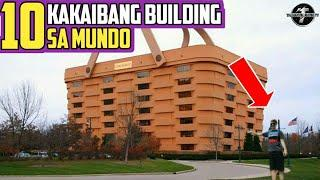 10 KAKAIBANG BUILDING SA MUNDO | TOP 10 UNIQUE BUILDING | 10 WEIRD BUILDING