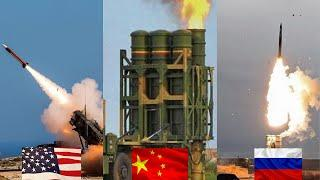 List of Top 10 Anti Aircraft Missile System in the world [2020] | Crofty Trends