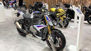 10 New BMW Motorcycles in 2020