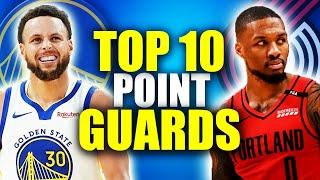 Top 10 Point Guards In The NBA (2021 NBA Season)