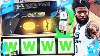 I Won the Rush 1v1 Event in 10 MINUTES...This is 100% the Easiest Event to Ever Exist in NBA 2K20!