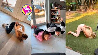 The Fish Challenge Gymnastics TikTok Compilation - Best Flexibility Challenge Musically 2020