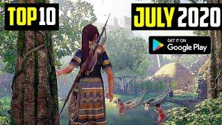 TOP 10 NEW ANDROID GAMES IN JULY 2020 | High Graphics (Offline/Online)