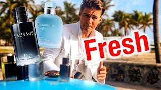 Top 10 Fresh Fragrances for Men
