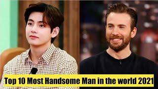 Top 10 Most Handsome Man in the World 2021 ||Pinaka Gwapong tao sa buong mundo 2021