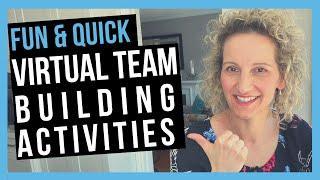 Virtual Team Building Activities [IDEAS FOR REMOTE TEAMS]