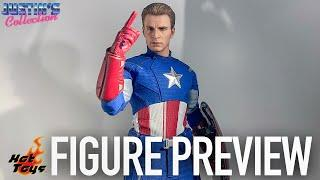 Hot Toys Captain America 2012 Version Avengers Endgame - Figure Preview Episode 40